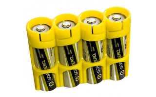 Как хранить батарейки правильно?