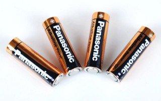 Щелочные батарейки которые алкалиновые