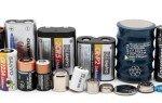 Виды батареек и их основные характеристики