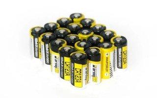 Литиевые батарейки или долговечные источники питания