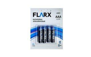 Батарейки flarx и данные о компании