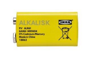 Компания alkalisk и ее батарейки