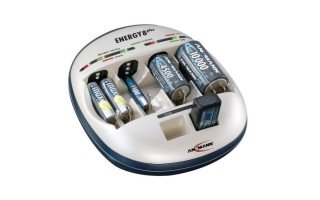 Как зарядить батарейку?
