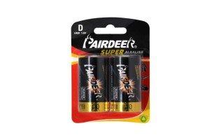 Батарейки компании Pairdeer
