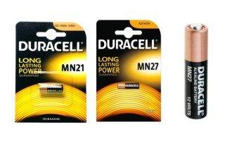 Батарейка mn21 и mn27