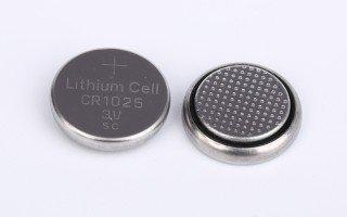 Батарейка CR1025: описание и применение