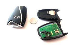 Какая батарейка в ключах для авто?