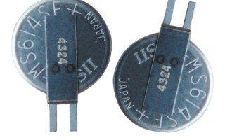Батарейка ms614se