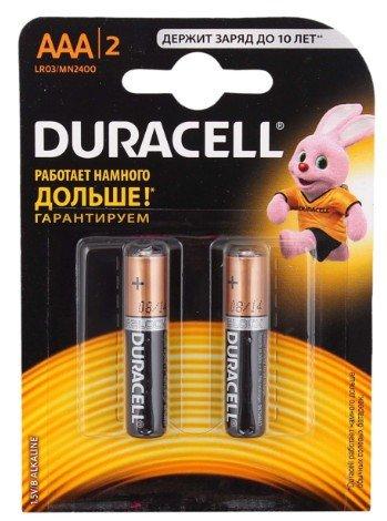 батарейка дюрасел