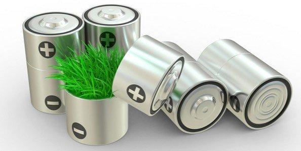 вред батареек для среды