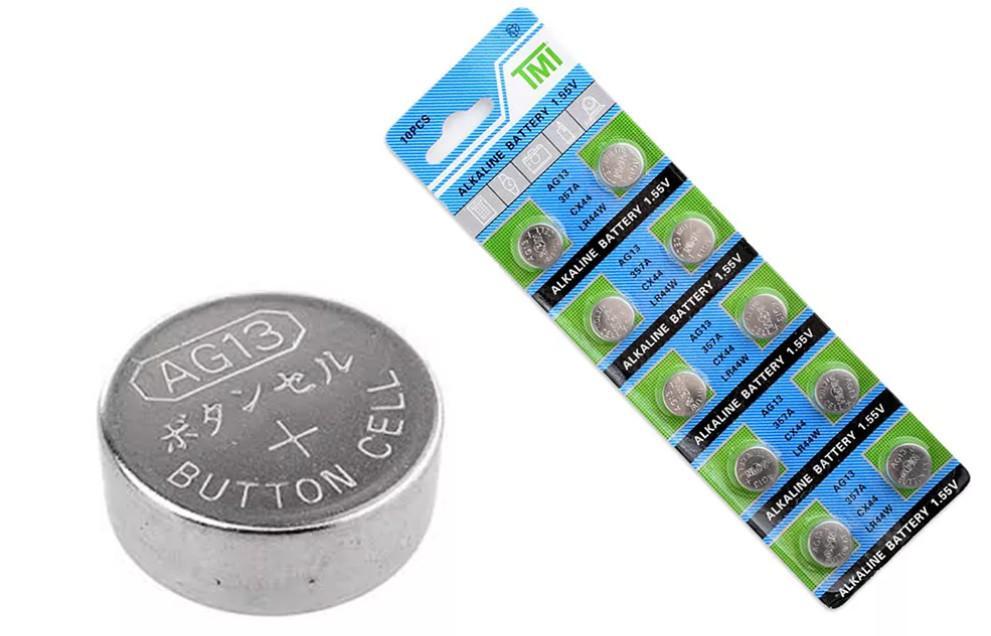 ag13 батарейка