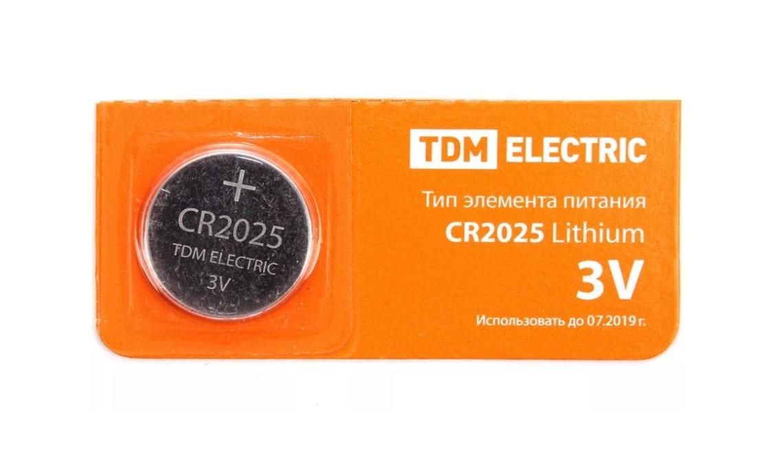 батарейка cr2025