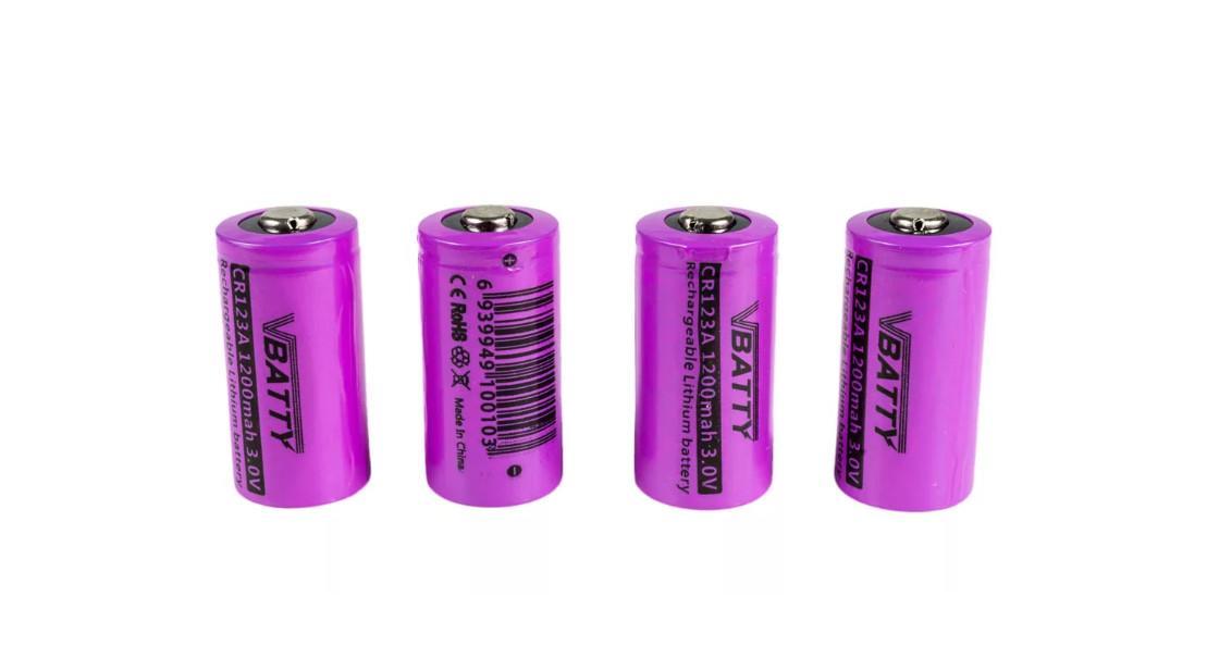 cr123a батарейка_1
