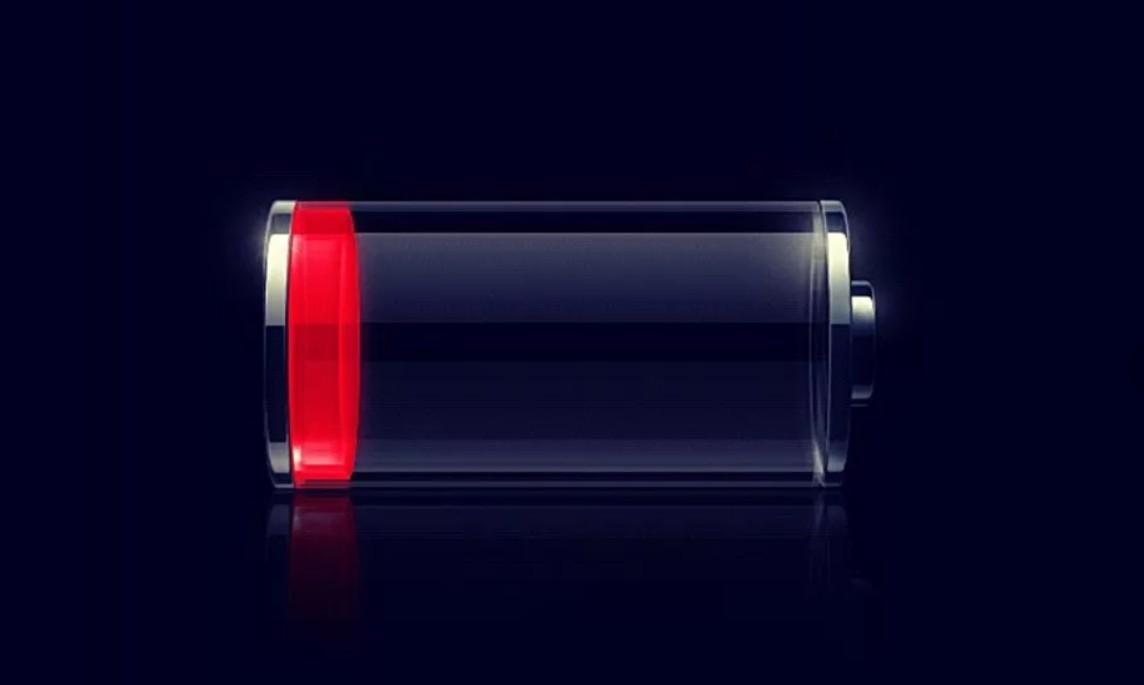 как быстро посадить батарейку