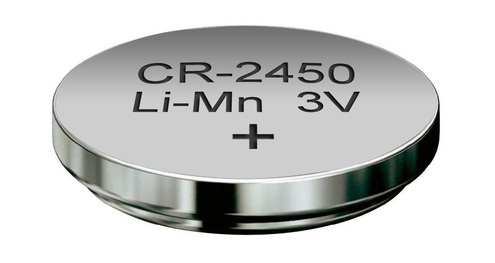 cr2450 батарейка