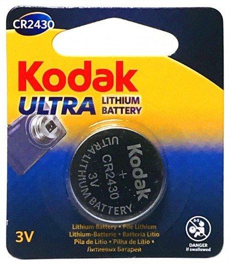 cr2430 батарейка