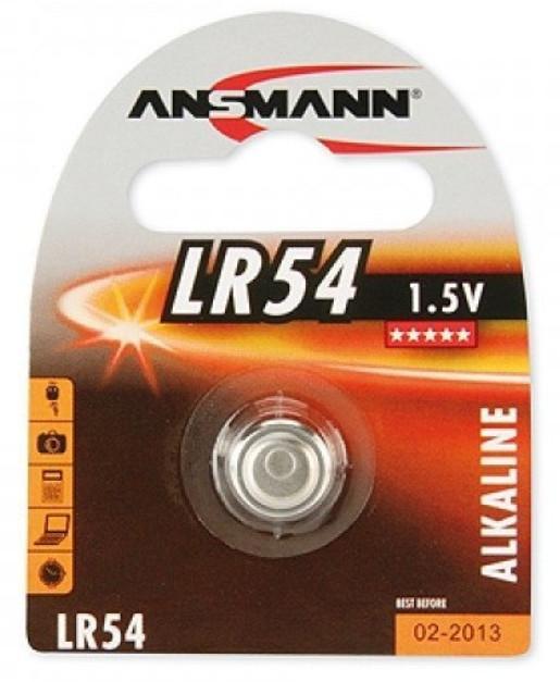 lr 54 батарейка
