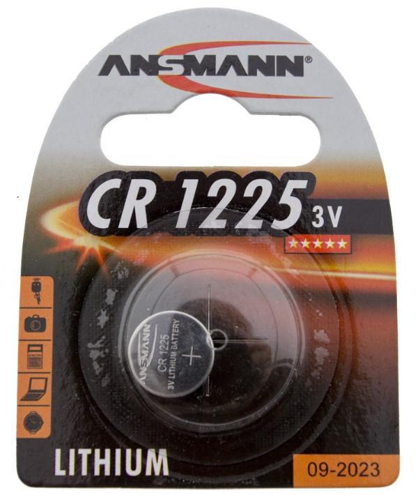 батарейка 1225