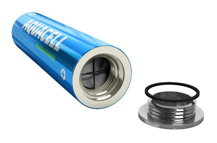 Батарейка на воде 2