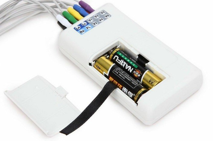 Батарейки в холтер