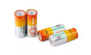 Батарейки компании Кодак