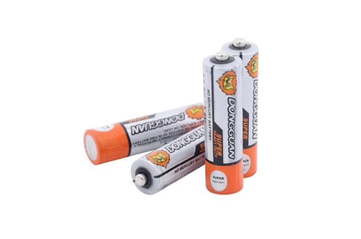 угольно цинковые батарейки