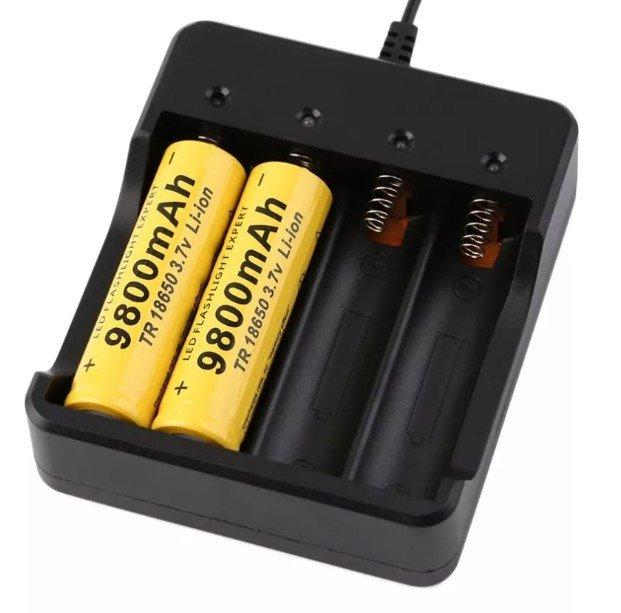 Подзарядка литиевых батареек