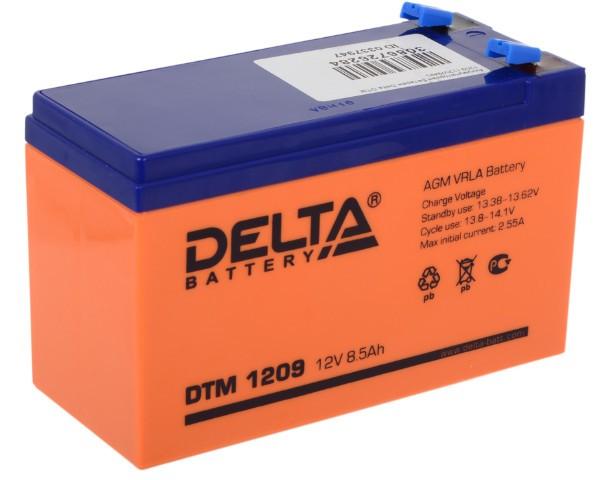 аккумуляторная батарея dtm