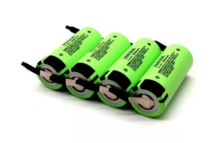 батарейка 26650