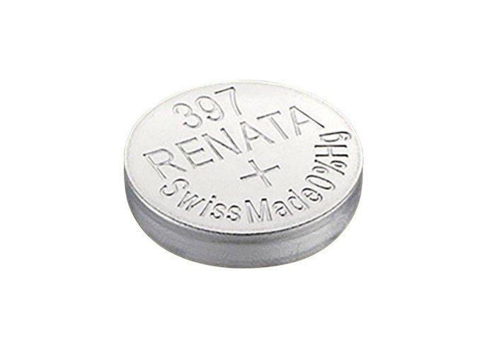 батарейка 397