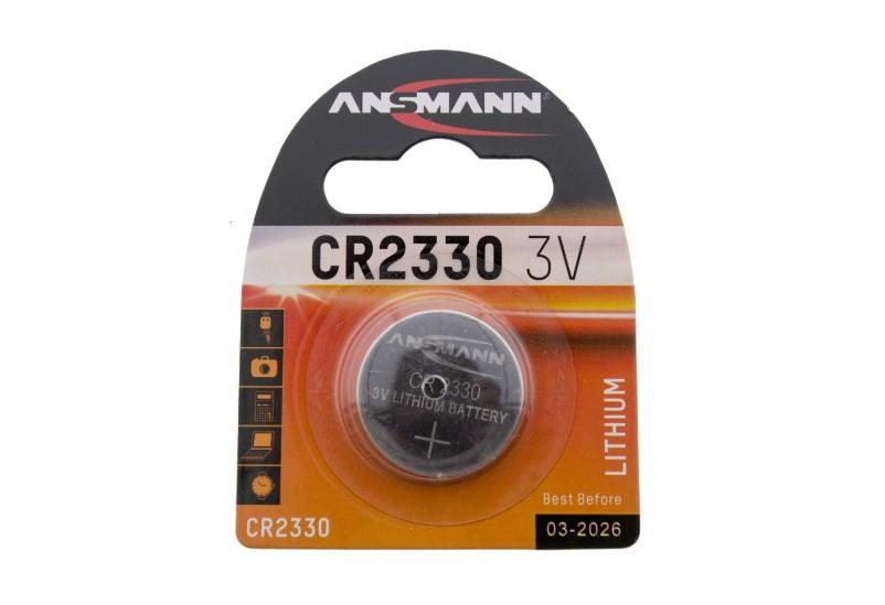 батарейка cr2330