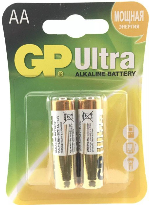 Батарейка GP Ultra