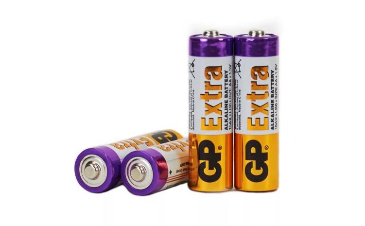 gp extra батарейки