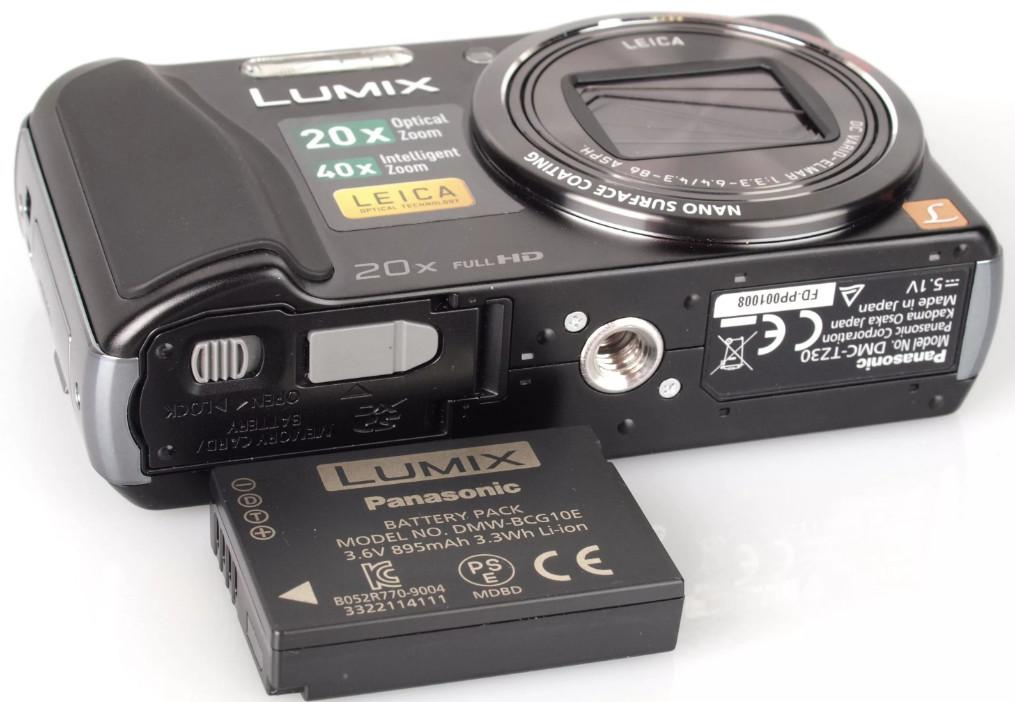 Батарея для фотоаппарата панасоник люмикс