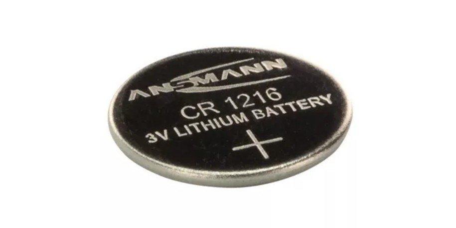 батарейка CR1216