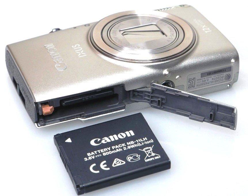 Батарейка для фотоаппарата Canon