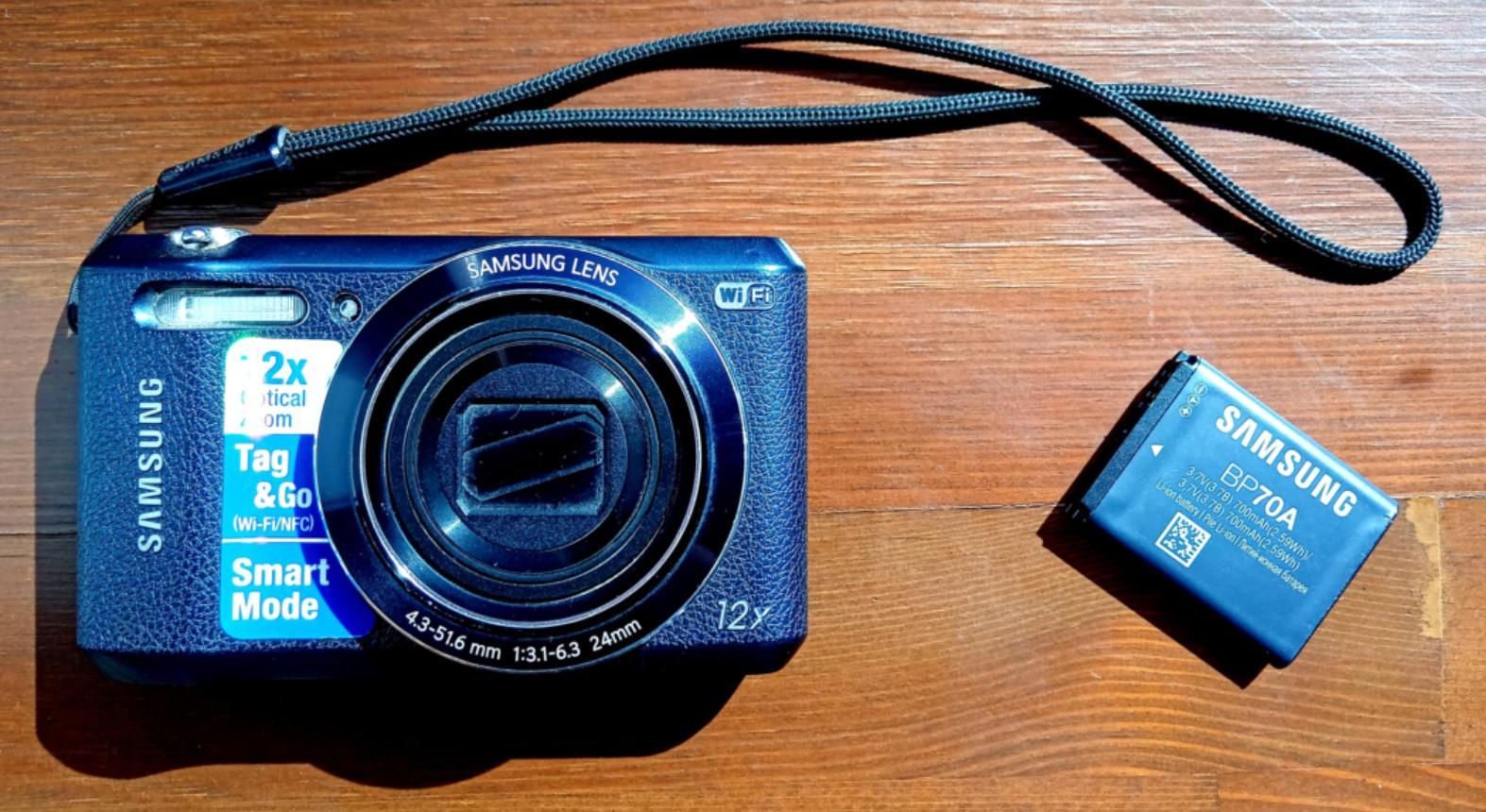 Батарейка для фотоаппарата самсунг