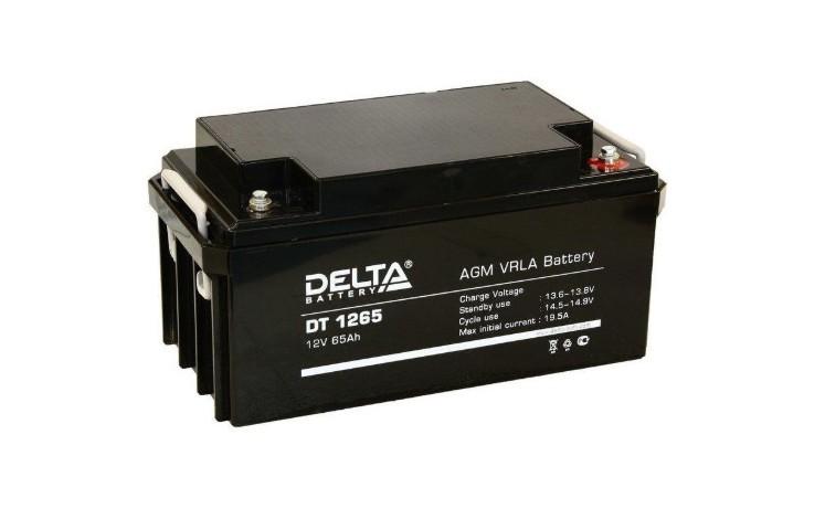 Батарейки Delta