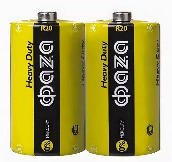 Батарейки от компании Фаза