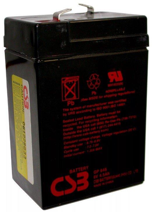 ИБП CSB GP- 645
