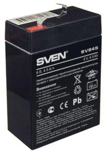 ИБП SVEN SV 645