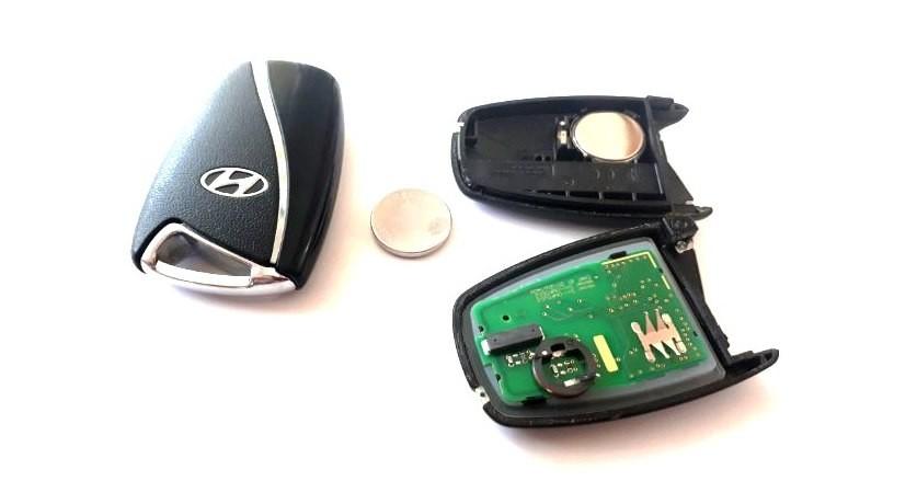Какая батарейка в ключах для авто