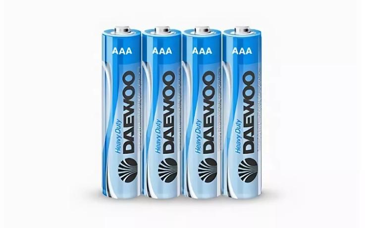 Компания daewoo