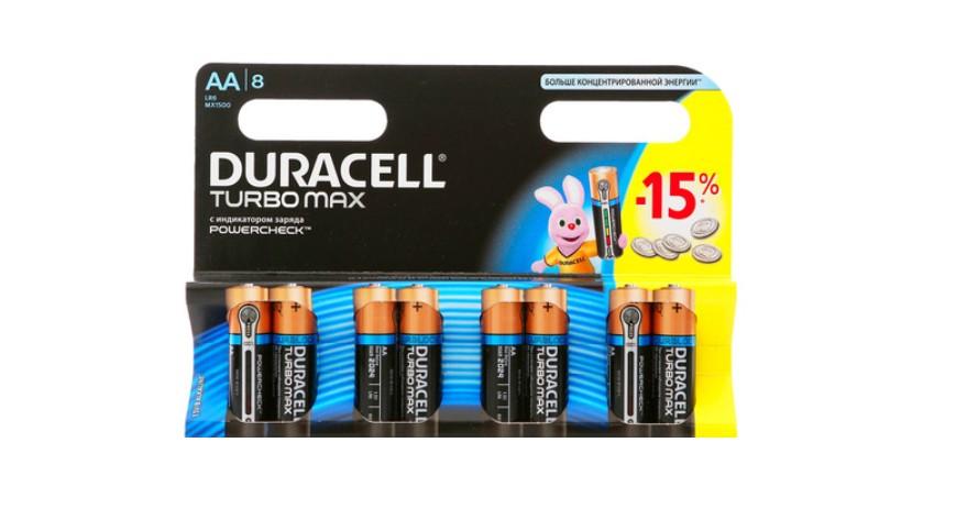 Компания дюрасел и ее батарейки