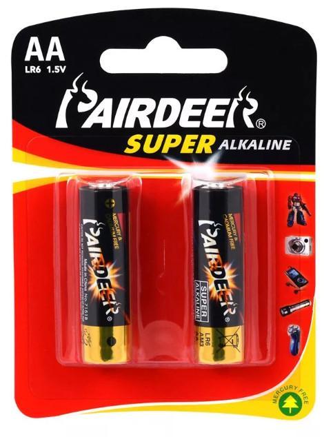 Пальчиковые батарейки pairdeer_1
