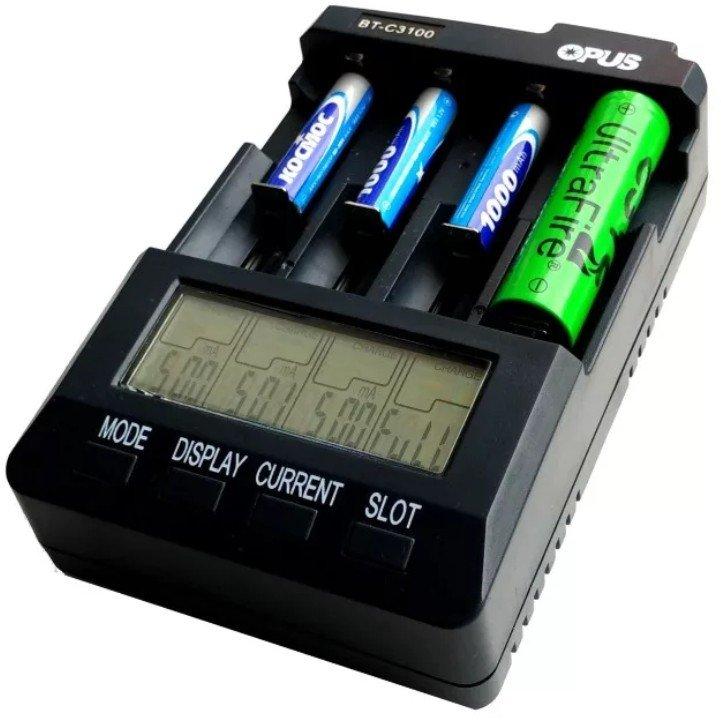 Как зарядить часовую батарейку
