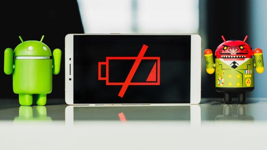Почему быстро разряжается батарея смартфона
